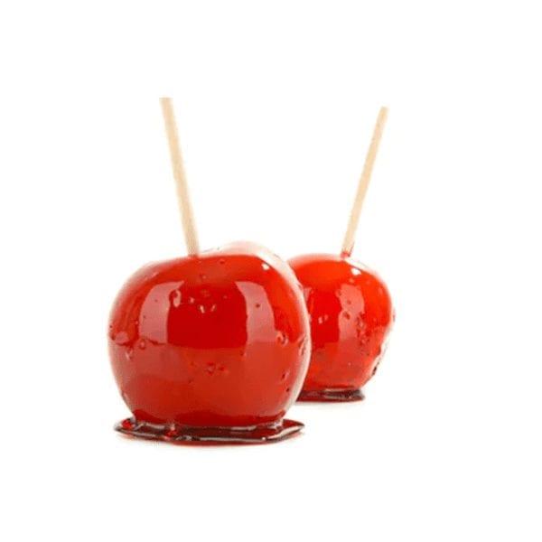 Elma Şekeri İkramı