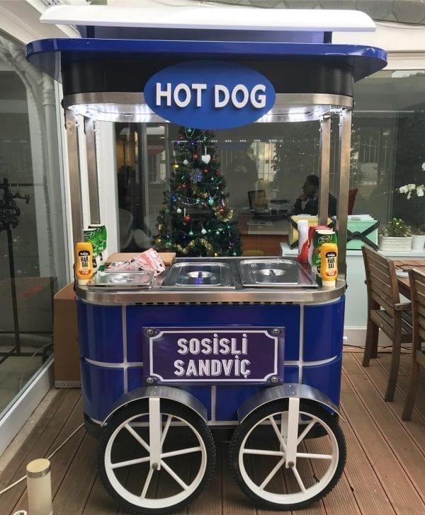 Hot Dog / Sosisli Etkinliği