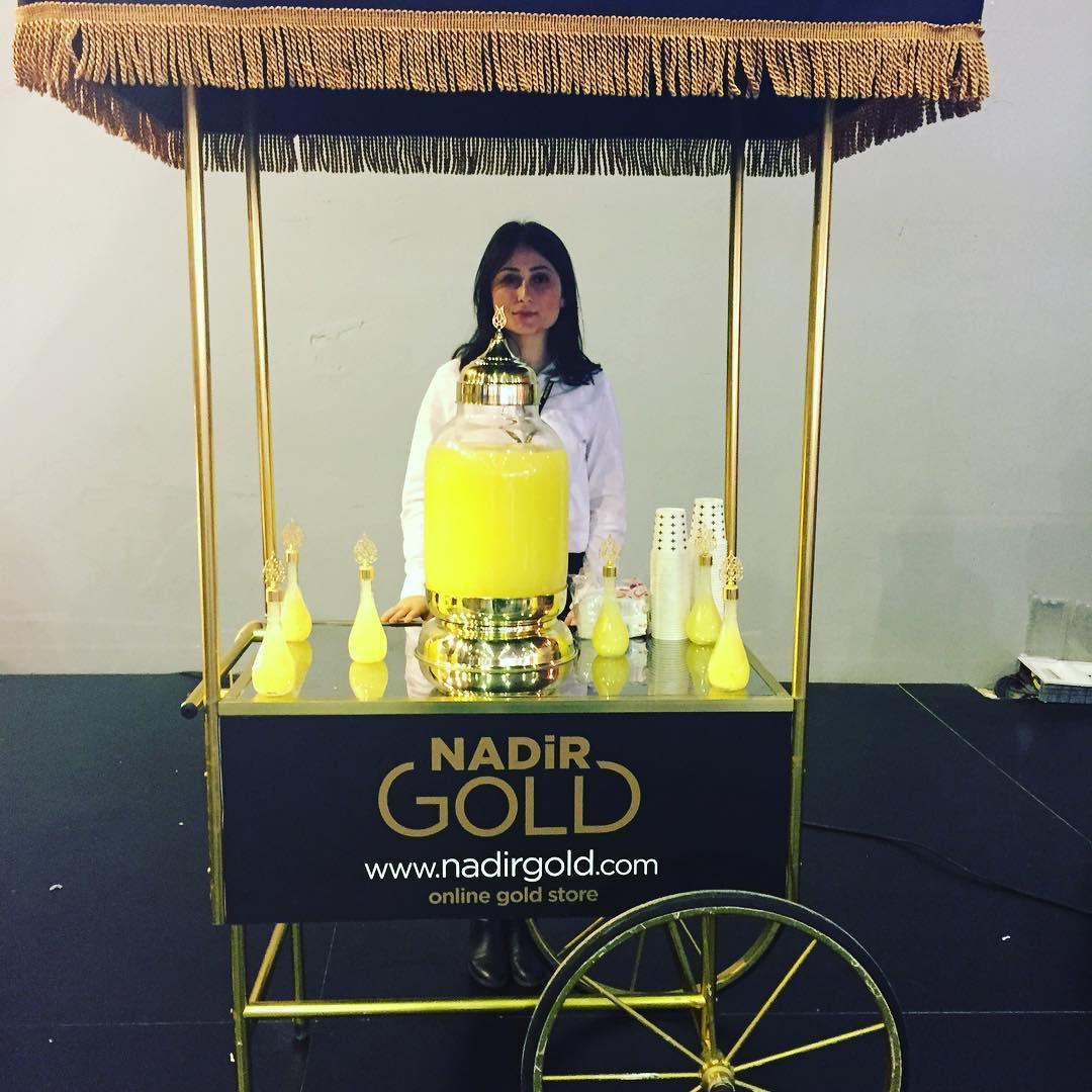 Limonata Etkinliği